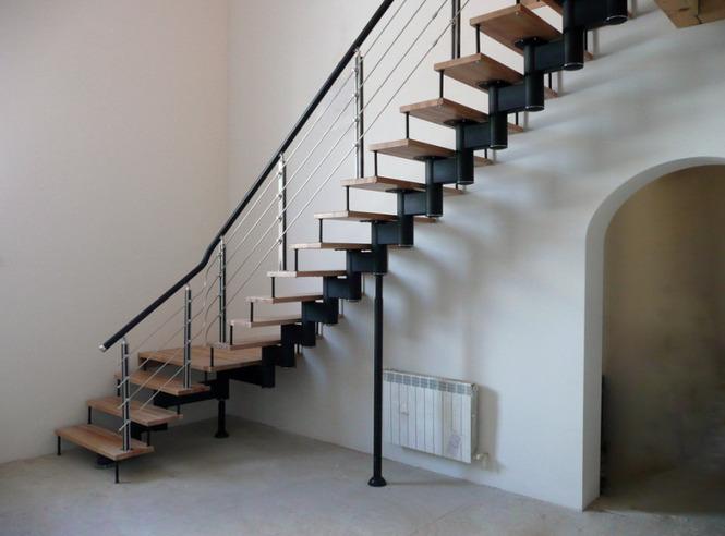 Модульная лестница своими руками фото 483